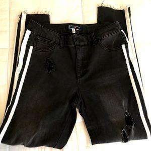 Boom Boom Black Jeans